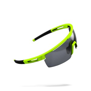 Okulary BBB Avenger neon yellow