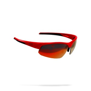 Okulary BBB Impress glossy red