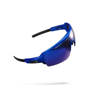 Okulary BBB Commander metalic blue