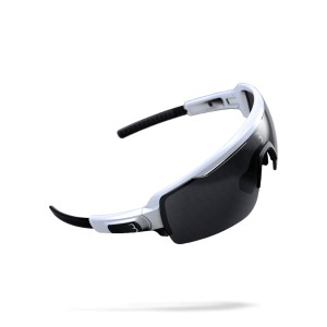 Okulary BBB Commander glossy white