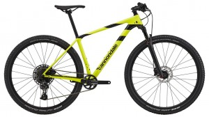 "Rower Cannondale F-Si 29"" Carbon 5 Yellow 2020 roz M/L"