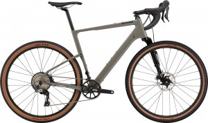 Rower Cannondale Topstone Carbon Lefty 3 2021 Stealth Grey