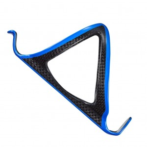 Fly Cage Carbon - Neon Blue