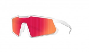 Okulary Tripout Endo Fire Orange White Frame