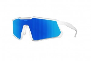 Okulary Tripout Endo Blue Bird White Frame