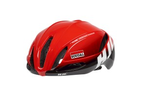 Kask HJC Furion 2.0 LOTTO SOUDAL FADE RED
