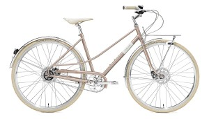 Creme Caferacer Lady Disc LTD Pearl 8S 28""