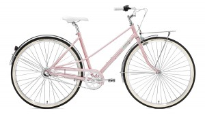"Rower Creme Caferacer Lady Uno Pearl Pink 3s 28"" S/44,5"