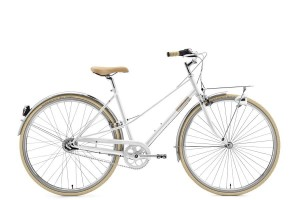 Rower Creme Caferacer Lady Solo White 7s 28""